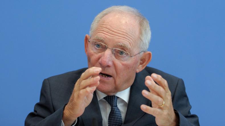 """Der """"solide"""" und """"verlässliche"""" Haushaltsplan 2017 sorgt für Unmut bei den Ländern"""