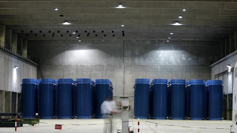 Wohin mit dem Atommüll in Deutschland? Expertenkommission stellt Bericht in Berlin vor