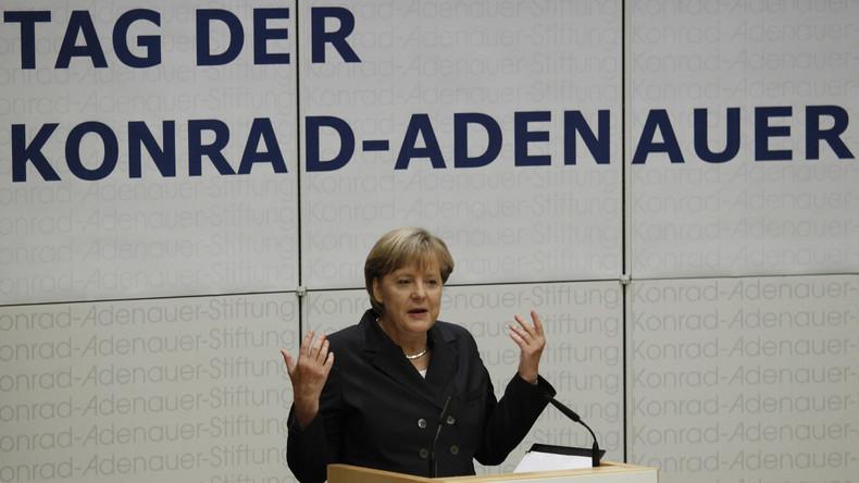CDU-nahe Adenauer-Stiftung und Denkfabriken fordern nukleare Aufrüstung gegen Russland