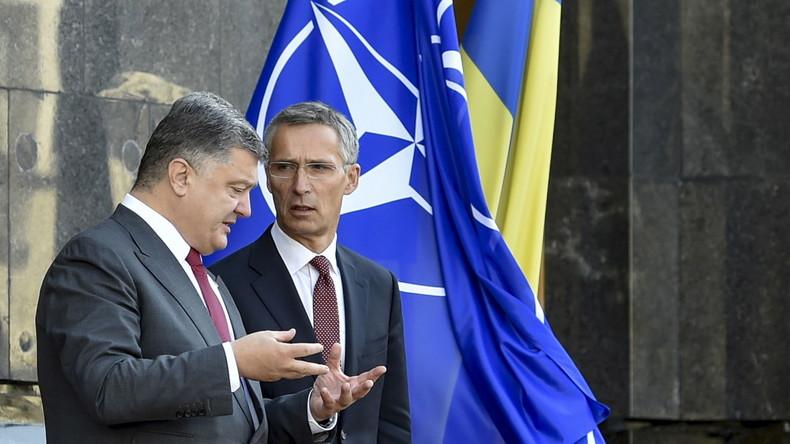 NATO-Gipfel in Warschau: Ischinger gegen NATO-Beitritt der Ukraine