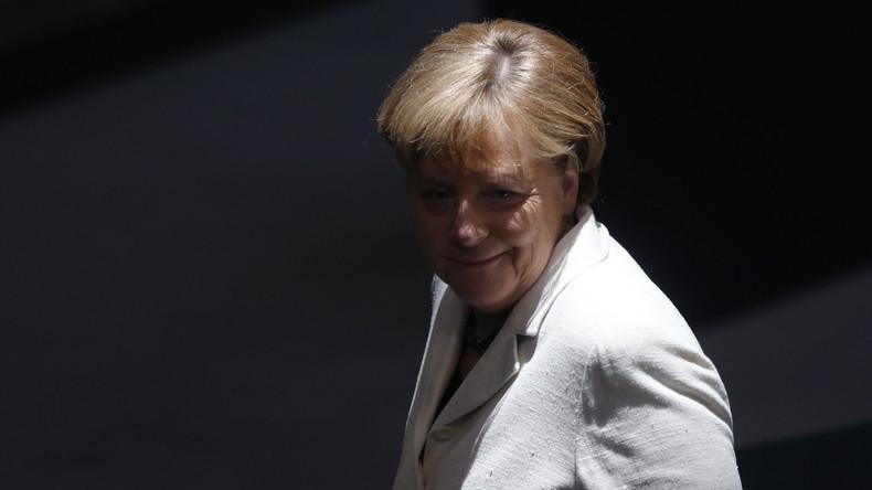 Regierungserklärung von Merkel zum NATO-Treffen in Warschau