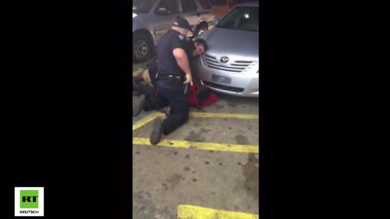 USA: Am Boden liegender Mann von Polizei erschossen – BlackLivesMatter-Proteste flammen wieder auf