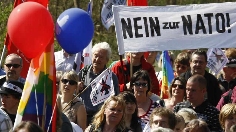 Gegen die Agenda der Eskalation: Linke stellt im Bundestag Antrag zur Abschaffung der NATO