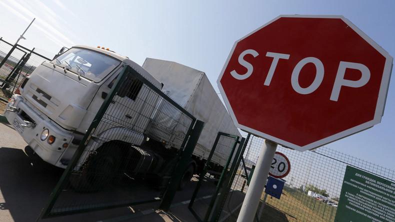 Ukraine verlängert Sanktionen gegen Russland trotz massiver Verluste an Marktanteilen