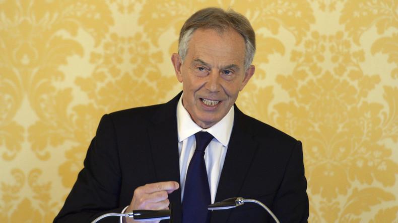 Briten im Irak-Krieg: Chilcot-Bericht spricht Blair schuldig