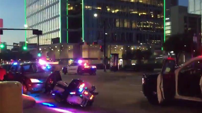 Update: Proteste in Dallas eskalieren – fünf Polizisten erschossen, weitere sechs verwundet