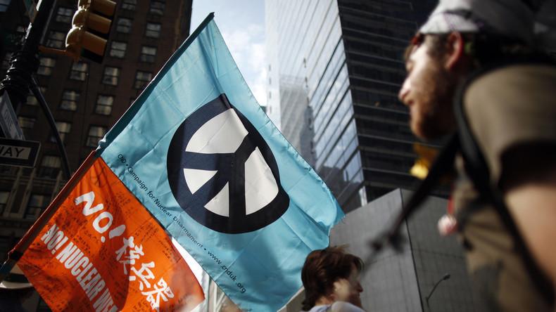Bürgermeister von 1.400 US-Städten verurteilen Kriegstreiber im Weißen Haus