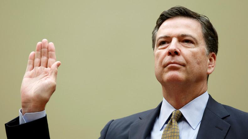 Clinton lügt, das FBI verzichtet auf Strafverfolgung