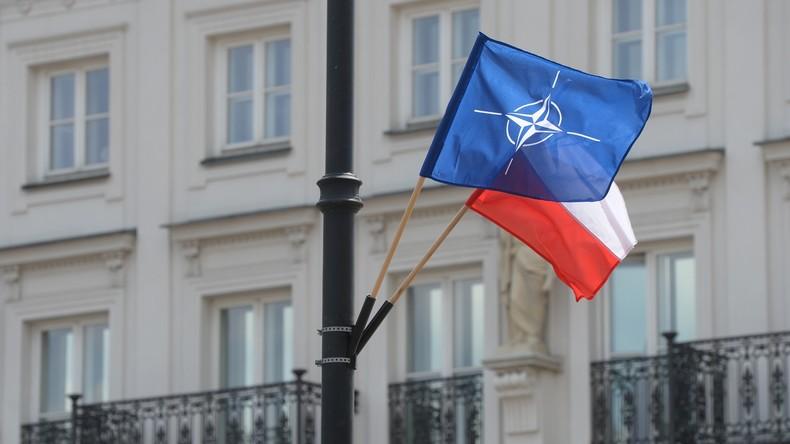 """Russland warnt vor """"negativen Folgen"""" einer verstärkten NATO-Militärpräsenz in Osteuropa"""