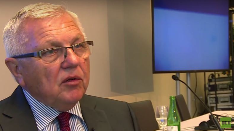 Harald Kujat im RT Deutsch-Gespräch