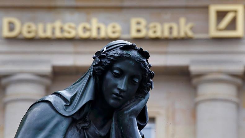 Schwarzer Schwan des Finanzsystems: Deutsche Bank vor dem Zusammenbruch?