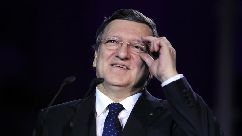 """Die Goldman-Sachs-Drehtür: """"Ex-EU-Kommissionspräsident"""" Barroso wird Berater des Finanzgiganten"""