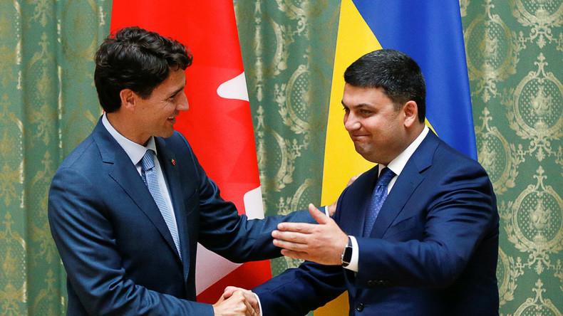 Ukraine und Kanada beschließen Freihandelsabkommen: Kiew lässt alle Zölle fallen