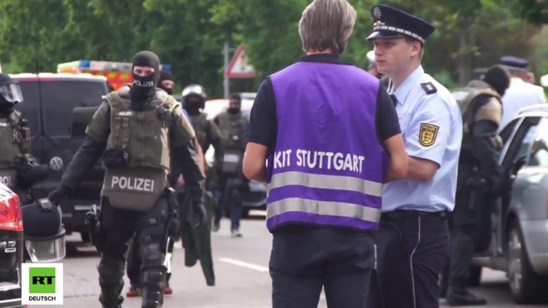 Stuttgart: Mord in Anwaltskanzlei – Täter und Anwalt tot im Keller aufgefunden