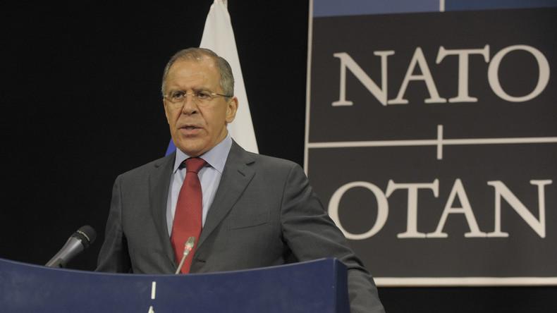 Russlands Außenministerium nennt Hauptthemen der Tagung des Russland-NATO-Rates