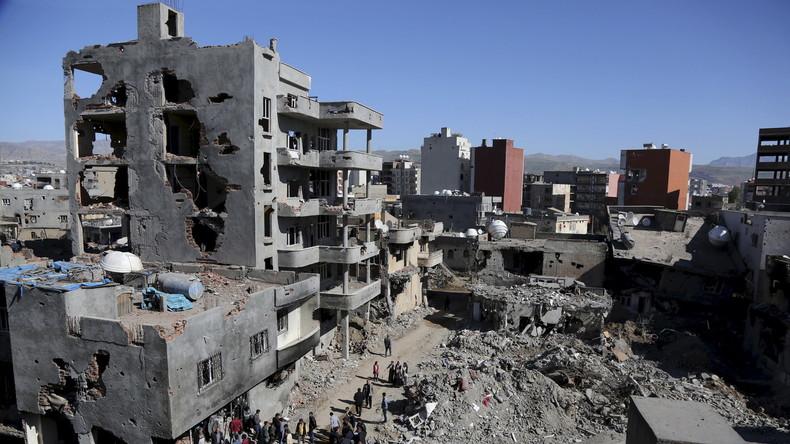 """HRW wirft Türkei """"große Vertuschungsaktion"""" von Menschenrechtverletzungen im Kampf gegen PKK vor"""