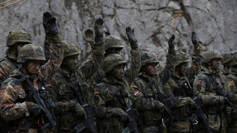 """""""Keine Zurückhaltung mehr"""" – Deutschland will neue Rolle als treibende Kraft der globalen Sicherheit"""