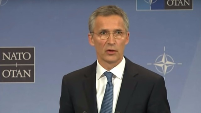 Live: NATO-Generalsekretär Stoltenberg nach NATO-Russland-Rat in Brüssel - Pressekonferenz