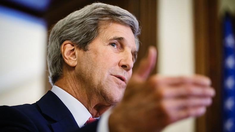 Kerry-Besuch in Moskau: US-Außenministerium will Optionen für Syrien erörtern