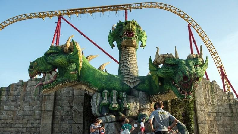 Disney ist hier fehl am Platz: RT präsentiert die größten Vergnügungsparks in Russland