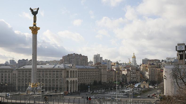 Ukraine: Rechtsextreme greifen russische Einrichtung in Kiew an
