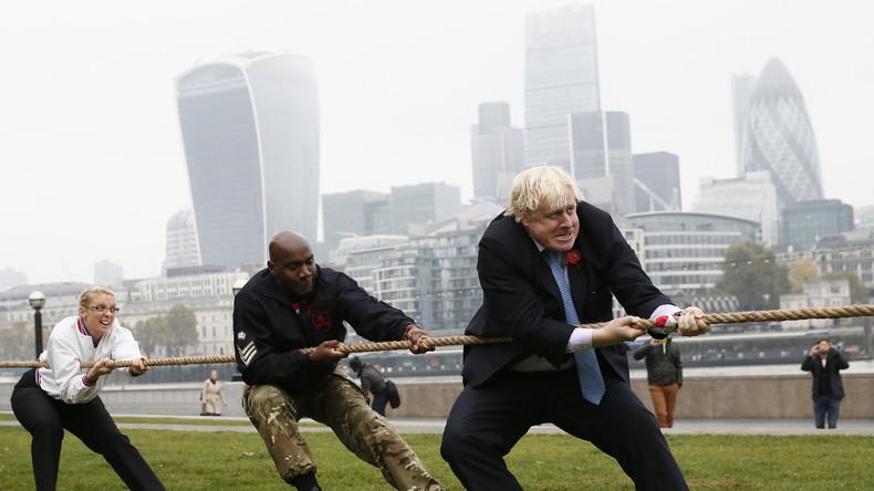 Alle hassen Boris - Wofür steht der neue britische Außenminister Johnson?