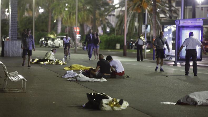 LIVE UPDATES: Terroranschlag in Frankreich – LKW rast in Menschenmenge – Über 80 Tote in Nizza