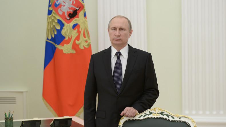 """Putin zum Attentat von Nizza: """"Russland fühlt mit"""""""