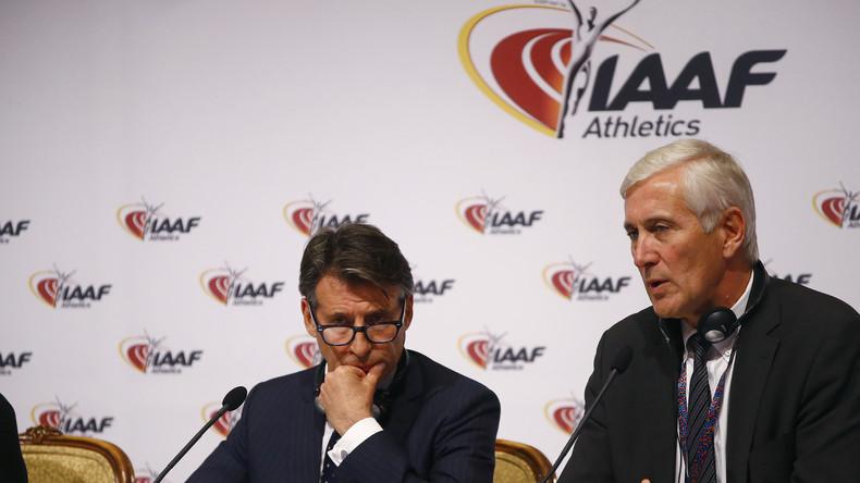 IAAF nennt Leichtathleten für Rio: Russische Sportler müssen CAS-Entscheidung abwarten