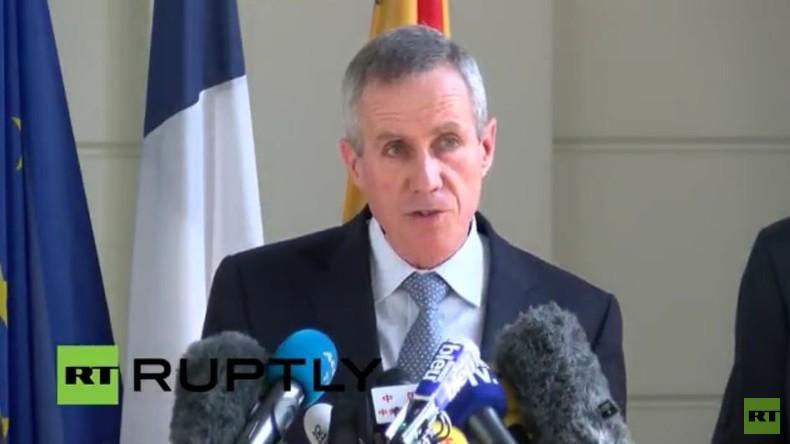 Live: Pariser Staatsanwalt gibt Pressekonferenz zum Angriff in Nizza