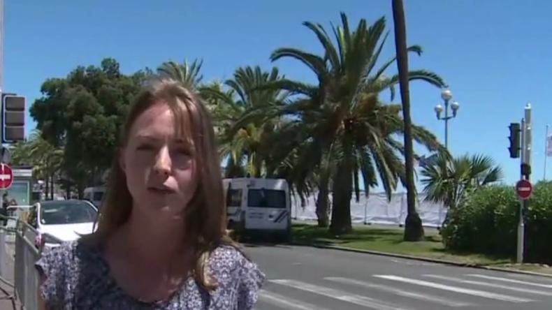 """RT vor Ort in Nizza: """"Die Sicherheit in Frankreich ist gleich Null"""""""