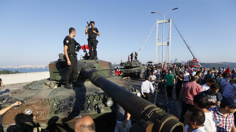 Türkei: Regierung stellt Kontrolle wieder her – Spekulationen über Verwicklungen aus dem Ausland
