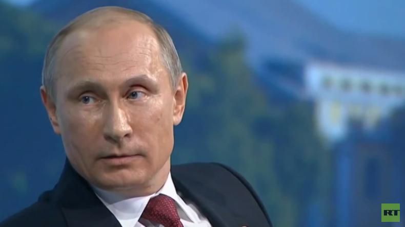 Snowden ein russischer Agent? Putin redet Klartext und trollt CIA