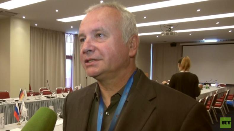 Alexander Rahr auf dem Petersburger Dialog: Finden Russland und Deutschland wieder zusammen?