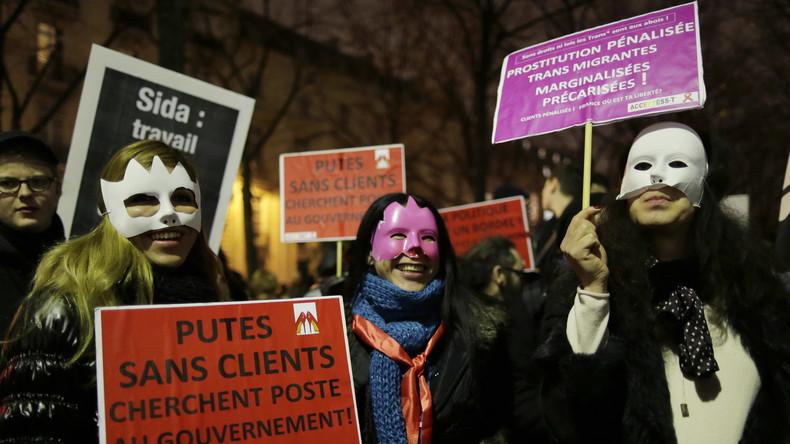 Nur scheinbar zum Schutz: Prostituierte kämpfen gegen Prostitutionsgesetz