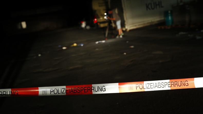 17-jähriger Afghane attackiert Zugpassagiere mit Axt bei Würzburg: 4 Schwerverletzte, IS-Bekenntnis