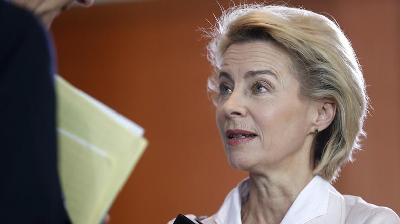 """Ursula von der Leyen: """"Geld transparent und sinnvoll ausgegeben"""""""