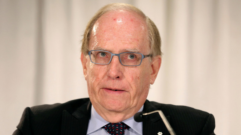 McLaren, Leiter der WADA-Untersuchung im Interview mit RT