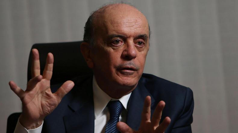Jose Serra - Kehrtwende in Brasiliens Außenpolitik
