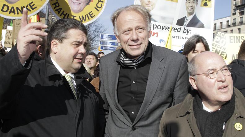 Klares Votum für Rot-Rot-Grün: Gabriel fordert Mitte-Links-Bündnis für Deutschland