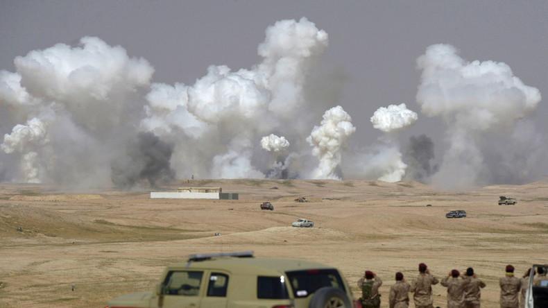 Syrien: Mindestens 56 tote Zivilisten nach Luftschlägen der US-geführten Koalition bei Manbidsch
