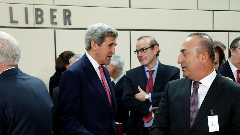 Wegen Putsch-Unterstützung der USA? Türkischer Außenminister sagt US-Besuch ab