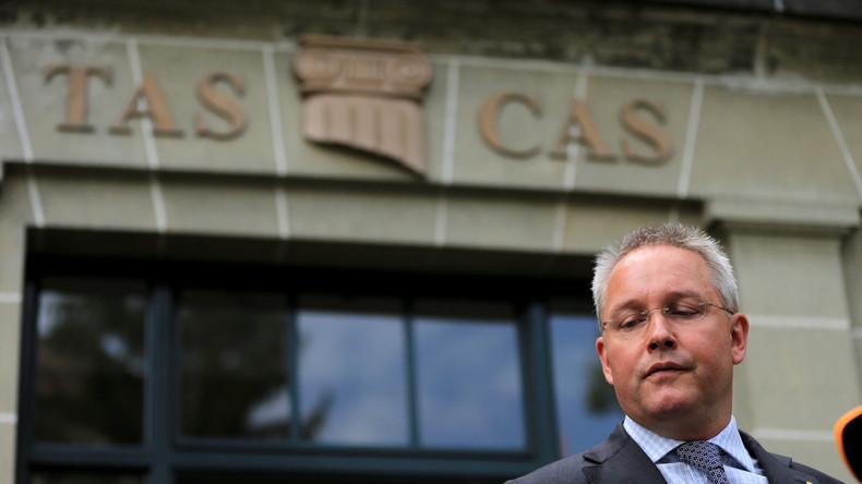 Matthieu Reeb, Generalsekretär des Internationalen Sportgerichtshofs (CAS)