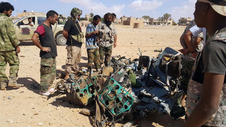 Libyen: Der verdeckte Krieg des Westens