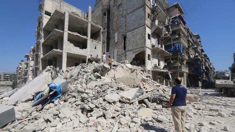 Vergeltungsmassaker: Frankreich bombardiert absichtlich syrische Zivilisten nach Anschlag in Nizza