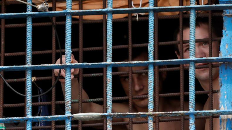 Menschenrechtsorganisationen: Geheim-Gefängnisse in der Ukraine
