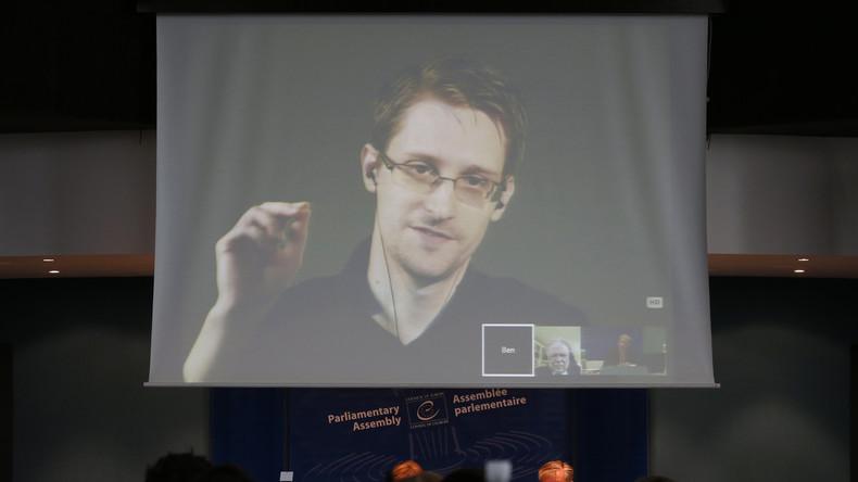 Vom Whistleblower zum Entwickler: Snowden baut an Gerät, um Smartphones vor Überwachung zu schützen