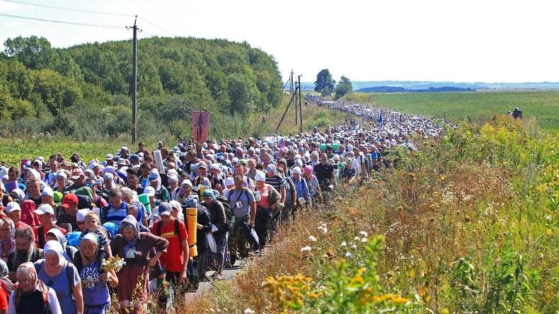 Programmbeschwerde gegen ARD wegen Nachrichtenunterdrückung zu Friedensmärschen in der Ukraine