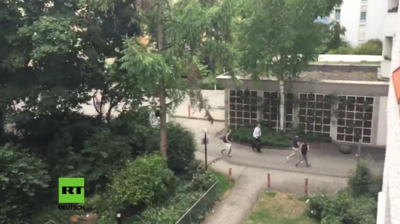 Schießerei in München: Amok-Alarm ausgerufen – Menschen fliehen
