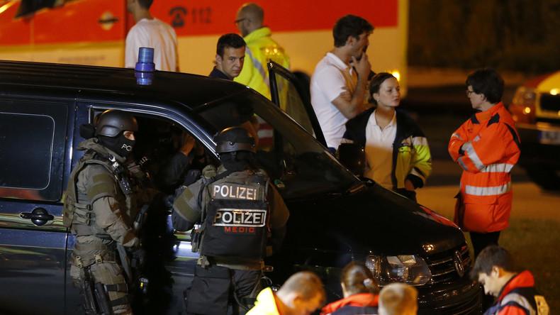 Amoklauf in München: 18-Jähriger Münchner tötet neun Menschen und sich selbst